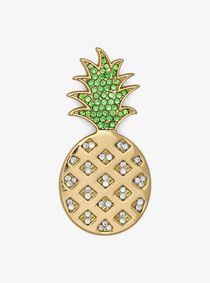 Michael Kors Pineapple Pin