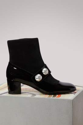 Marc Jacobs Maragaux ankle boot