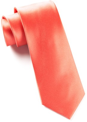 The Tie Bar Solid Satin