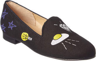 Jon Josef Flying Saucer Canvas Loafer