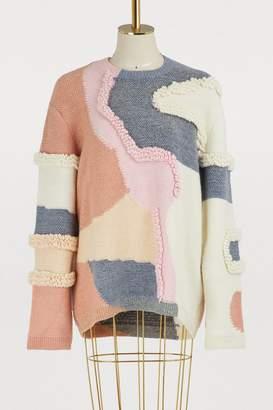 Peter Pilotto Wool sweater