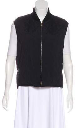 Loro Piana Reversible Quilted Vest