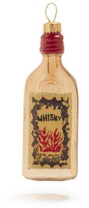 Sur La Table Fire Whiskey Ornament