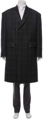 Calvin Klein Wool Oversize Coat