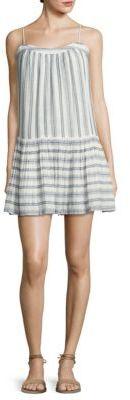 Joie Soft Joie Ante Striped Sleeveless Dress $198 thestylecure.com