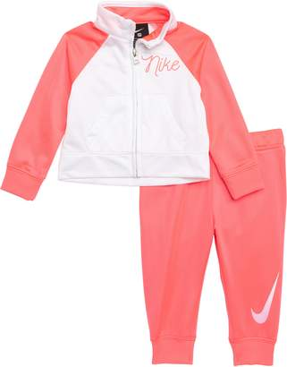 Nike Swoosh Tricot Track Suit Set
