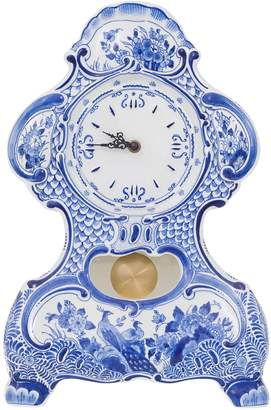 Royal Delft Pendulum Clock