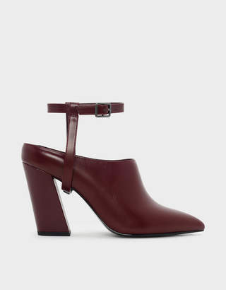 Charles & Keith Two Way Pointed Mules