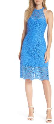 Lilly Pulitzer R) Kenna Lace Sheath Dress