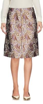 Prada Knee length skirts - Item 35310712SU