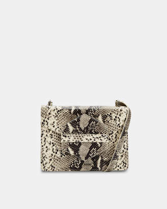Ted Baker WINNIEE Leather keeper detail cross body bag