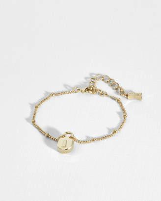 Ted Baker PADENA Mini padlock bracelet