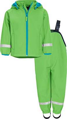 Playshoes Boy's Softshelljacke mit Kapuze und Softshellhose, 2 TLG. Set Jacket
