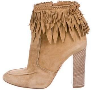 f06ba34a373 Aquazzura High Heel Women s Boots - ShopStyle
