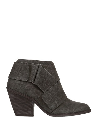 Ld Tuttle 80mm Nubuk Ankle Boots