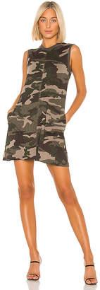 ATM Anthony Thomas Melillo Slub Jersey Tank Dress