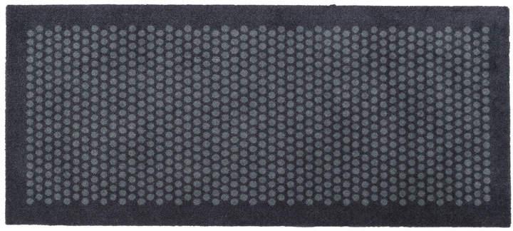 tica copenhagen - Dot Fußmatte, Grau, 67 x 150 cm