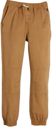 Joules Cotton Jogger Pants, Size 2-6