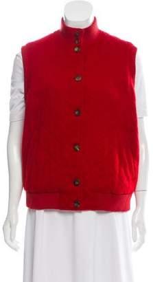 Loro Piana Cashmere Knit Vest