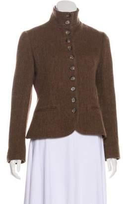 Ralph Lauren Black Label Wool Tweed Jacket