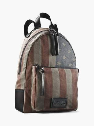 John Varvatos Gibson Flag Backpack