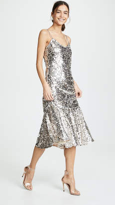 Veronica Beard Mykola Sequin Dress