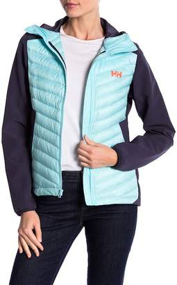 Helly Hansen Verglas Quilted Hooded Jacket