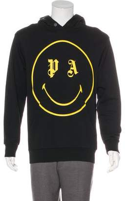 Palm Angels x Smiley 2018 Smiley PA Pullover Hoodie
