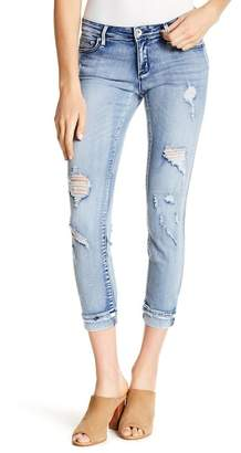 Tractr Distressed Skinny Jeans