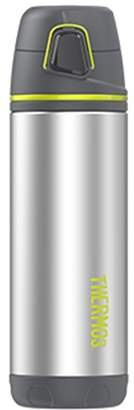 Thermos Element5 Insulated Flask 470ml Stainless Steel Charcoal