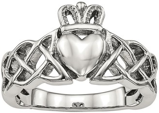 Steel By Design Steel by Design Claddagh Ring