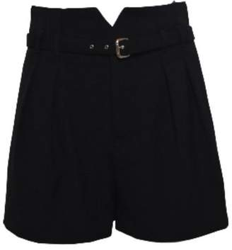 RED Valentino Pleated Shorts