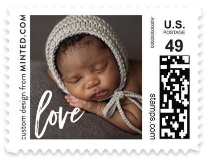 My Love Custom Everyday Stamps