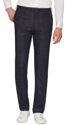 Zanella Josh Wool Blend Jersey Trousers