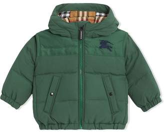 ed39210d67d9 Burberry Down-filled Hooded Puffer Jacket