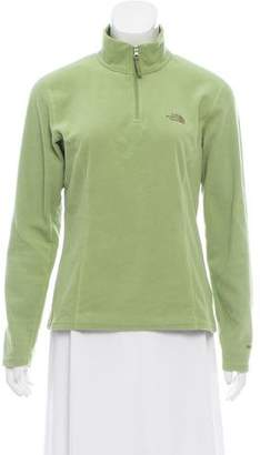 The North Face Long Sleeve Zip-Up Top