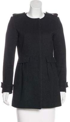 Isabel Marant Wool Short Coat