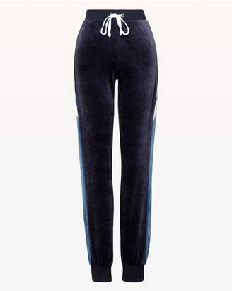 Juicy Couture Juicy Emblem Lightweight Velour Zuma Pant