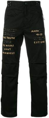 MHI Redacted Tour original trousers