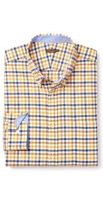 J.Mclaughlin Carnegie Regular Fit Shirt in Check