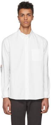 Visvim White Albacore Giza Shirt