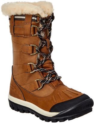 BearPaw Desdemona Waterproof Suede Boot