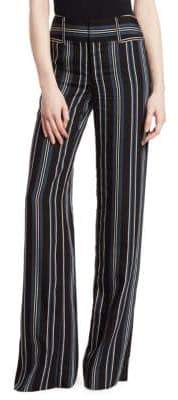 Nanette Lepore Poised Striped Trousers