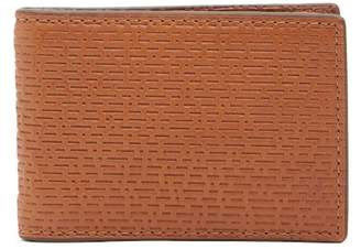 Fossil Coby Leather Money Clip Wallet