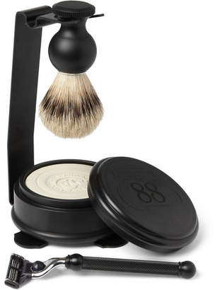 Czech & Speake No. 88 Shaving Set And Soap - Black