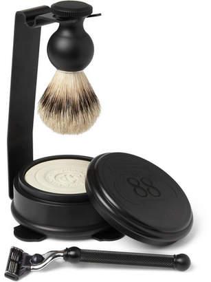 Czech & Speake No. 88 Shaving Set And Soap - Black