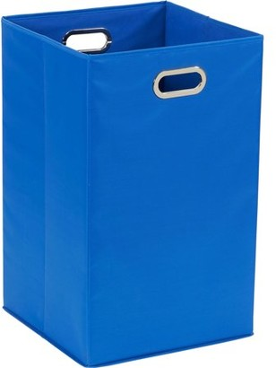 Household Essentials GEN Collapsible Laundry Hamper, Royal Blue