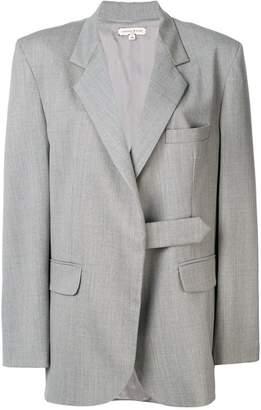 Natasha Zinko Too Seksy oversized blazer