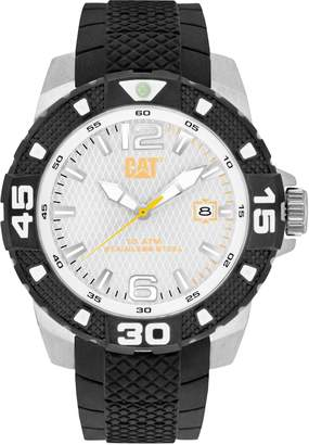 evo CAT WATCHES Men's PT14121232 Sport Analog Display Quartz Black Watch