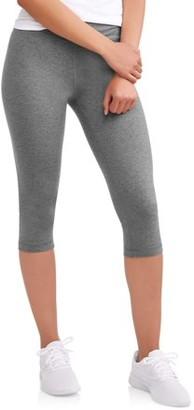 7a0c3ce270 Athletic Works Women s Dri More Capri Core Legging